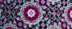 Lilac Medallion Pattern by Vera Bradley