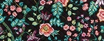 Vines Floral Pattern by Vera Bradley